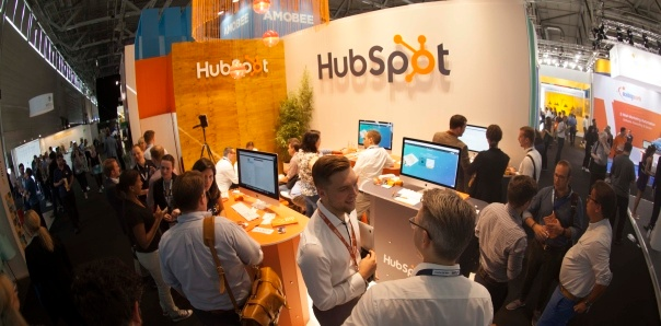 HubSpot dmexco 2016