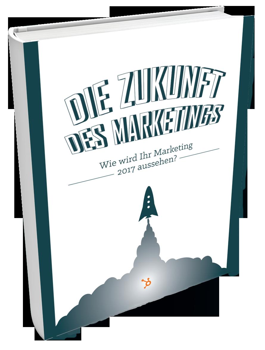 Die Zukunft des Marketings – E-Book
