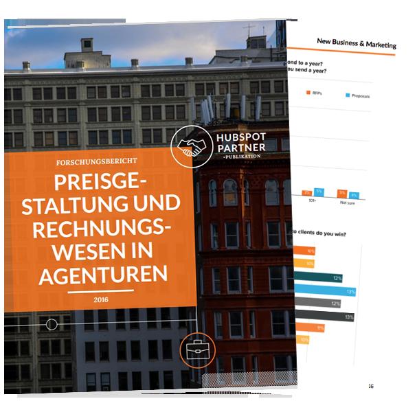 E-Book: Preisgestaltung und Rechnungswesen in Agenturen