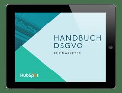 Das DSGVO-Handbuch für Marketer