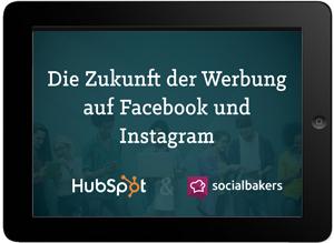 Die Zukunft der Werbung auf Facebook und Instagram