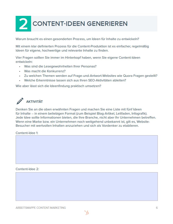 HubSpot-Arbeitsmappe-Content-Marketing-Vorschau-1