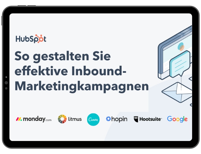 Create Effective Inbound Marketing Campaigns_iPad
