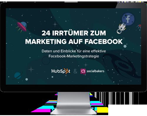24 Irrtümer zum Marketing auf Facebook
