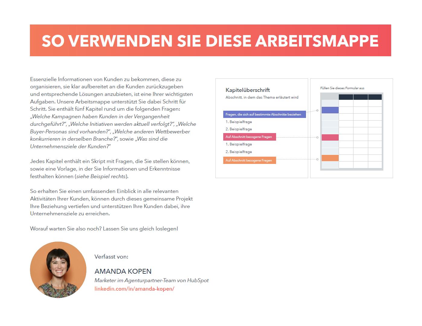 HubSpot - Arbeitsmappe für Marketing-Audits - Vorschau 3