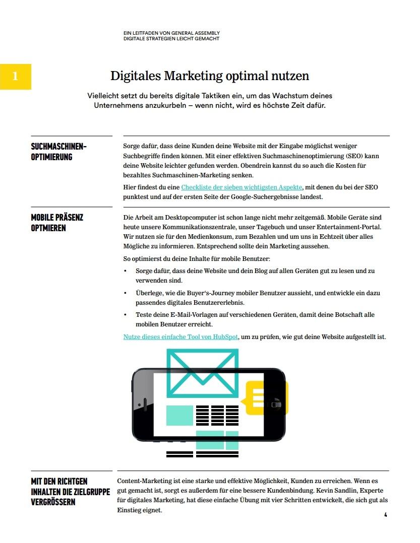 Digitale Strategien leicht gemacht – Vorschaubild 2