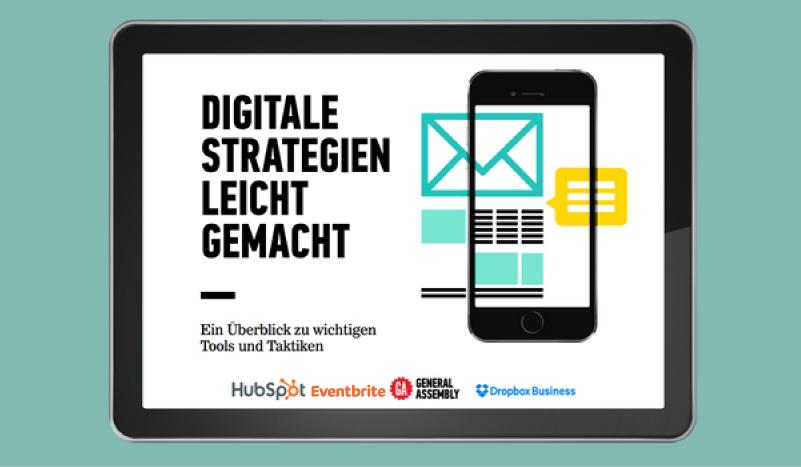 Digitale Strategien leicht gemacht – kostenloses E-Book