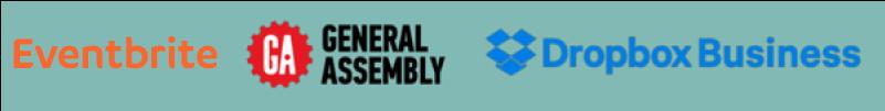 In Zusammenarbeit mit General Assembly, Dropbox & Eventbrite