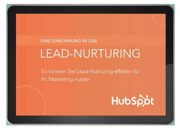 Eine Einführung in das Lead-Nurturing | HubSpot