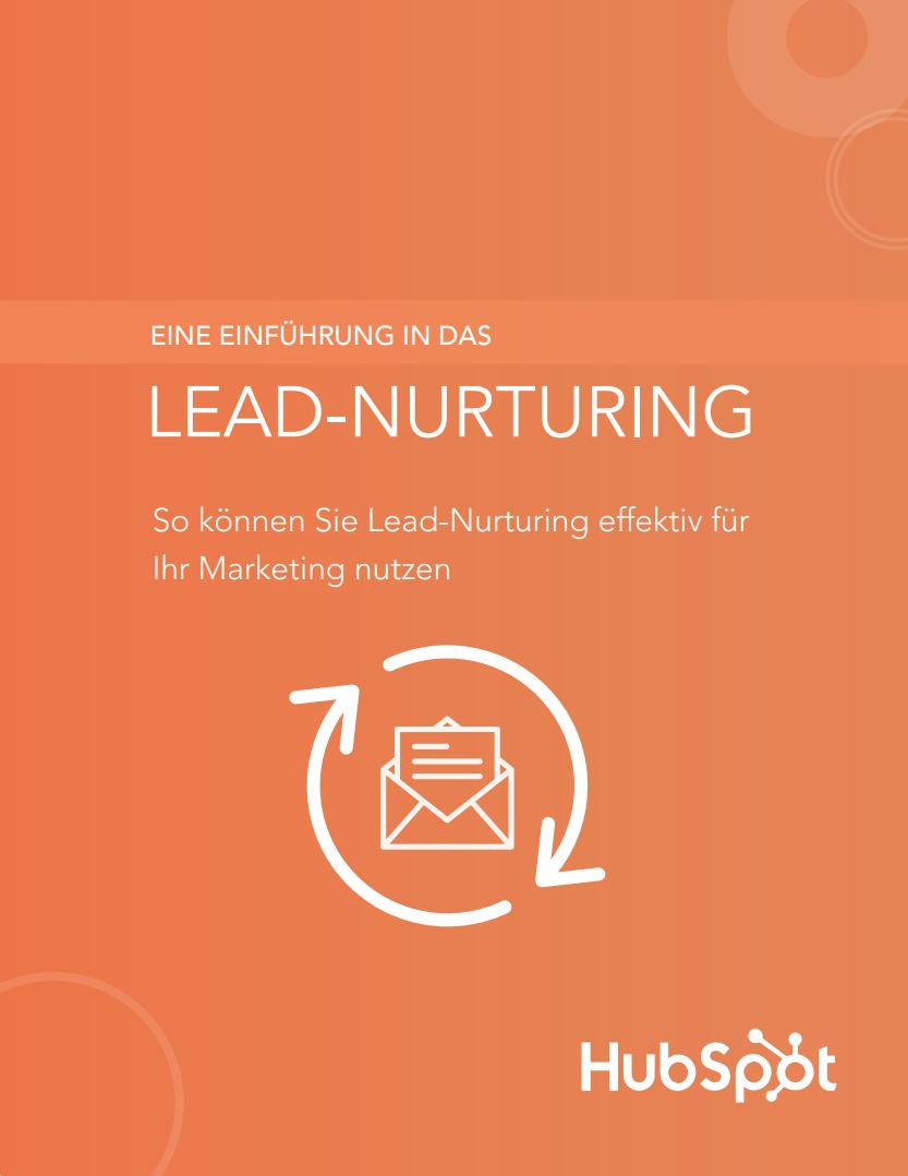 HubSpot – Eine Einführung in das Lead-Nurturing – Vorschaubild 1