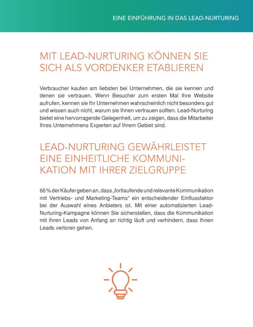 HubSpot – Eine Einführung in das Lead-Nurturing – Vorschaubild 4