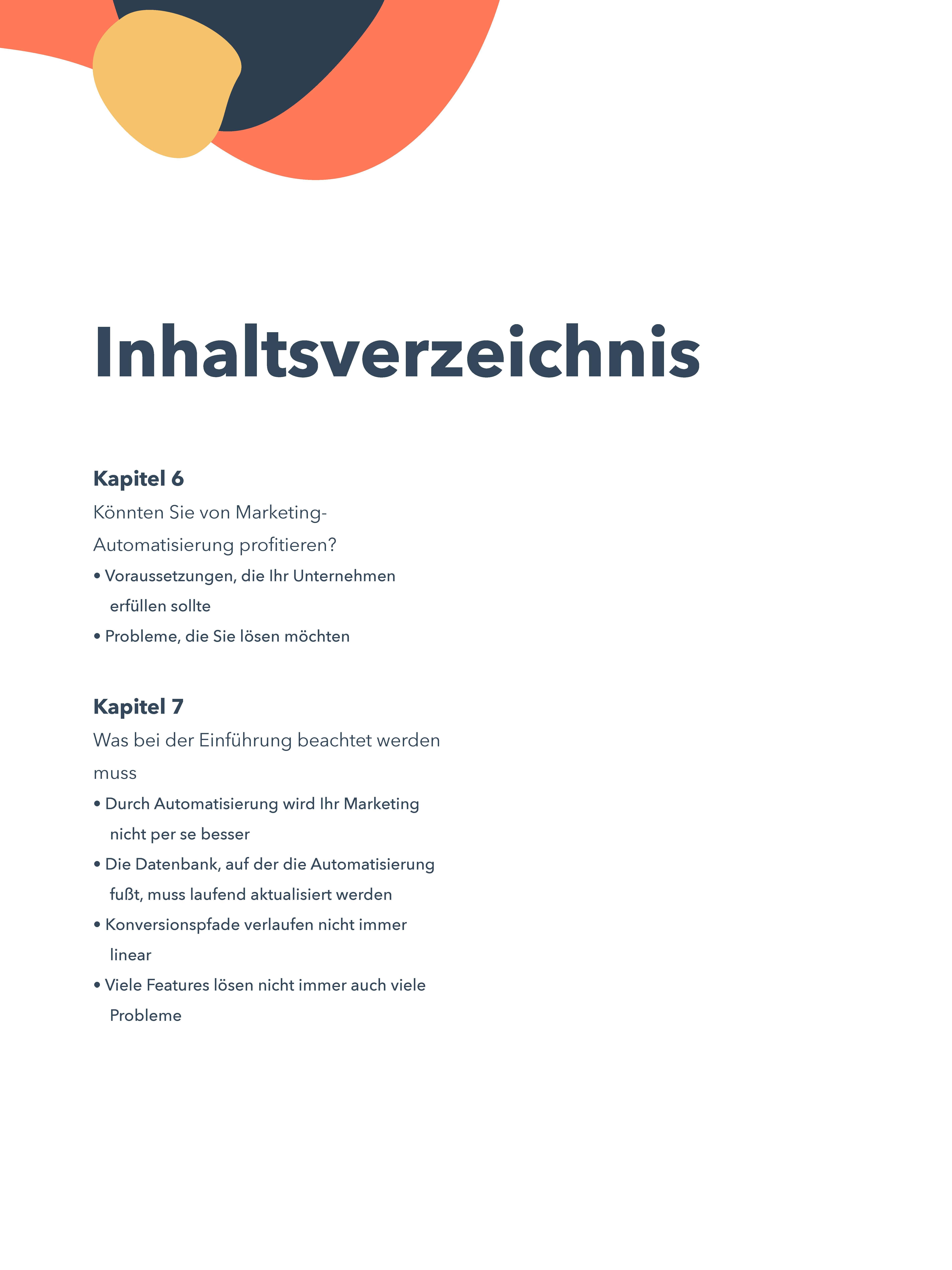 E-Book Inhaltsverzeichnis 2