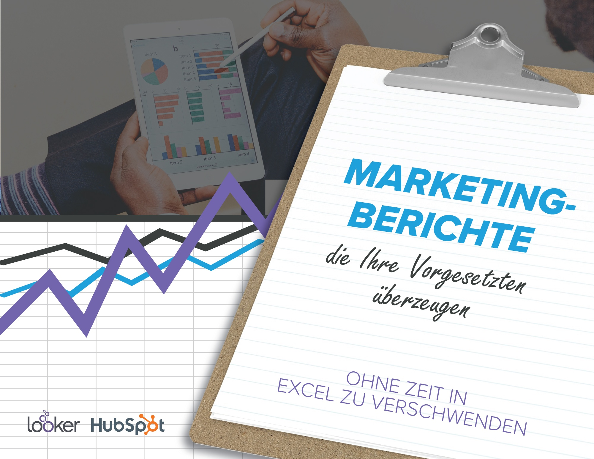 HubSpot – Überzeugende Marketingberichte – Vorschaubild 1