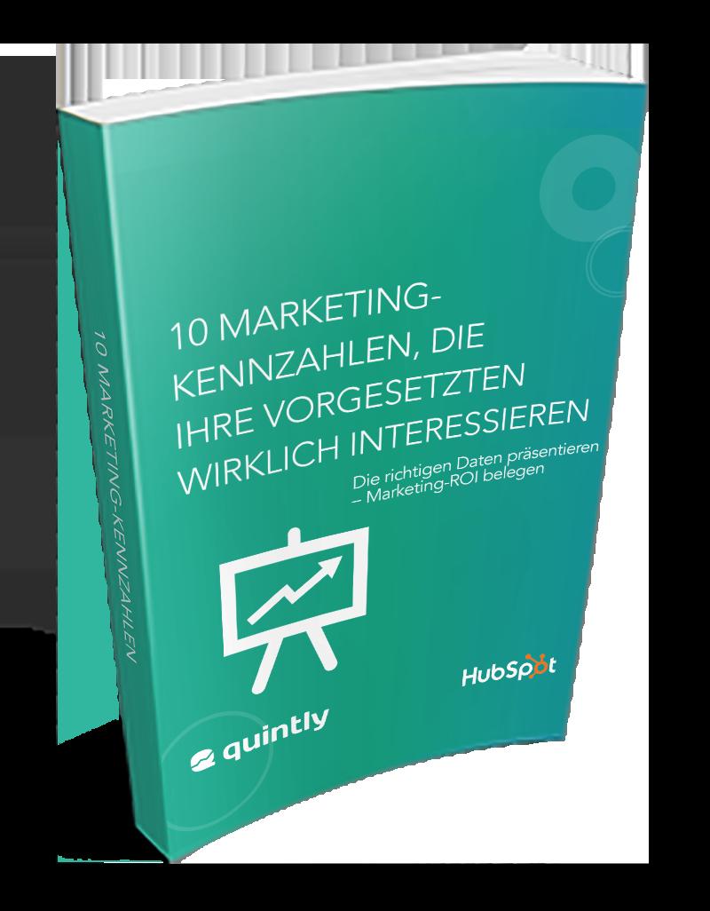 10 Marketing-Kennzahlen, die Ihre Vorgesetzten wirklich interessieren | HubSpot