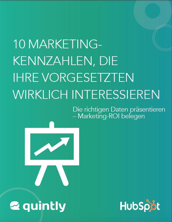 Marketingkennzahlen, die Ihre Vorgesetzten wirklich interessieren | HubSpot | Vorschaubild 1