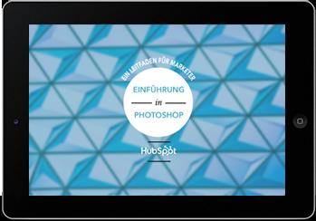 Photoshop-Leitfaden für Marketer