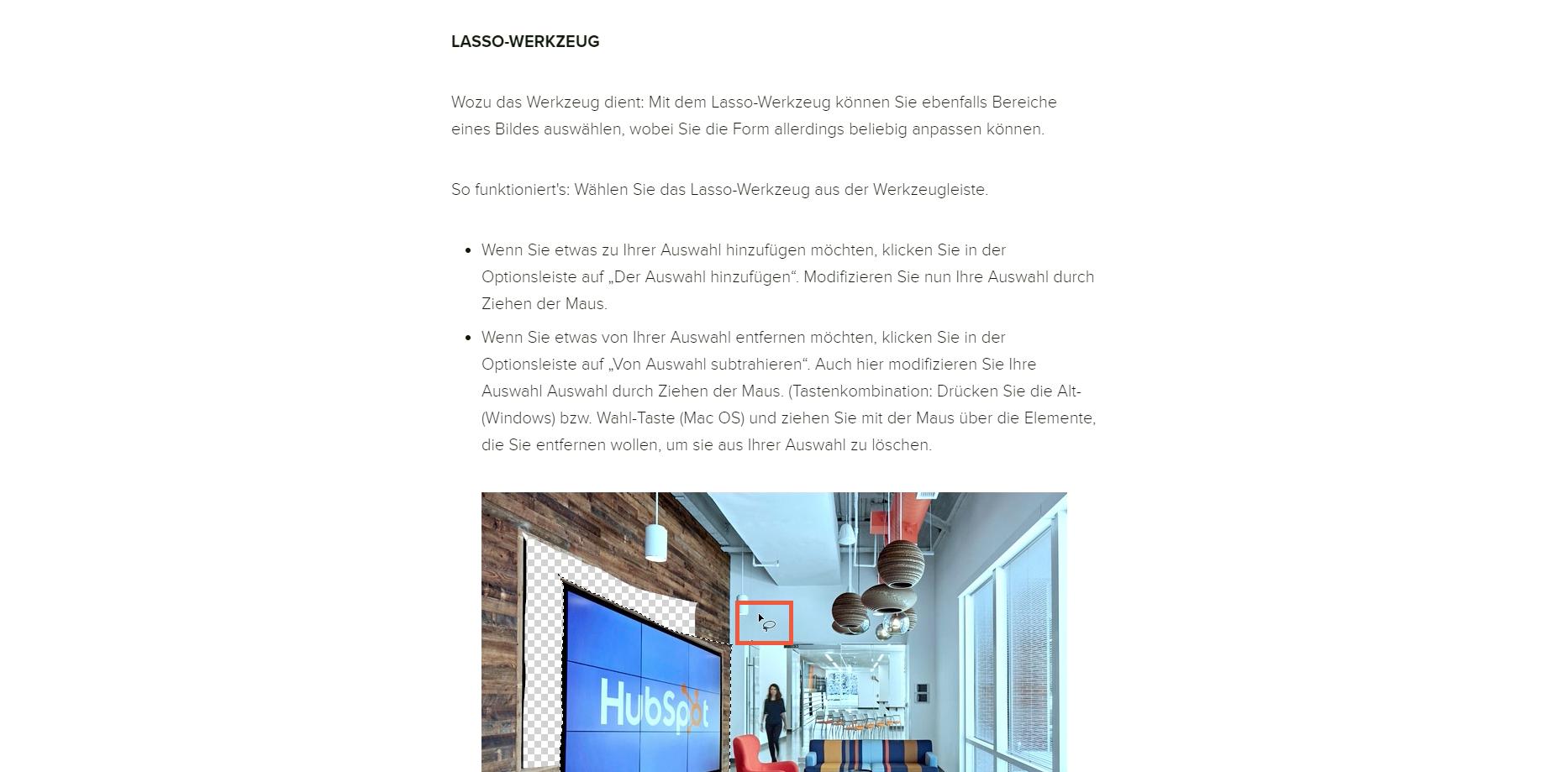 HubSpot | Einführung in Photoshop | Vorschaubild 4