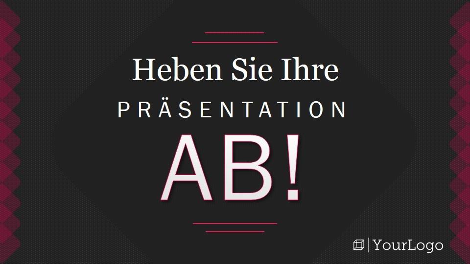 PowerPoint-Vorlagen - Beispielfolie 03
