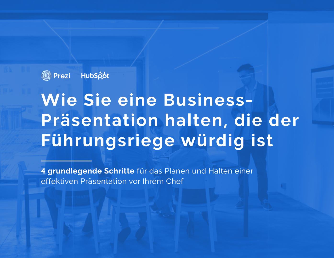 HubSpot - Prezi - Effektive Business-Praesentationen - Beispielbild 1