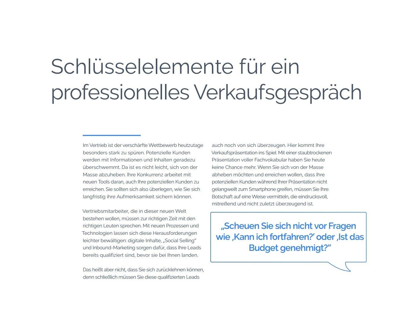 HubSpot & Prezi – Effektive Verkaufspräsentationen – Vorschaubild 2