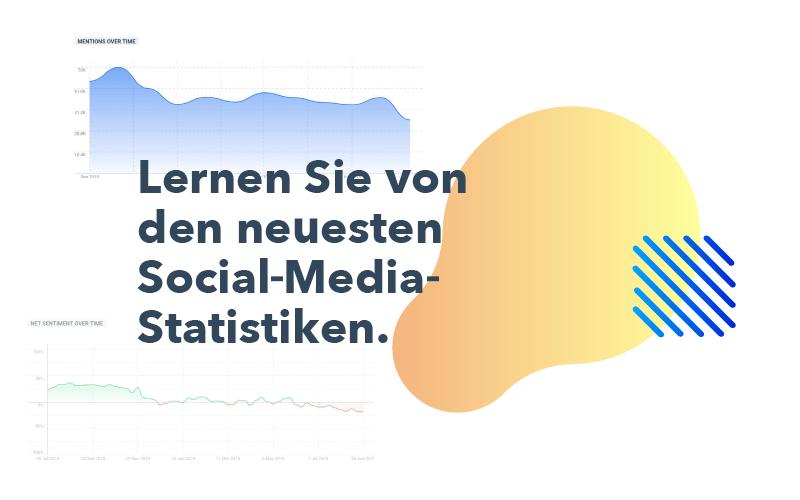 Lernen Sie von den neuesten Social Media Statistiken