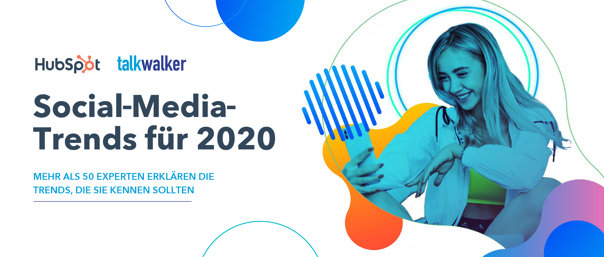 Social Media Trends für 2020