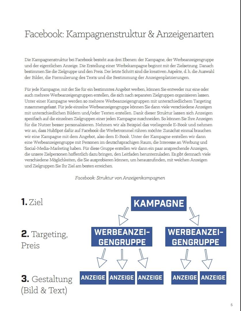 E-Book – Der ultimative Leitfaden für Social-Media-Werbung – Beispielseite 02
