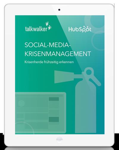 Social Media Krisenmanagement
