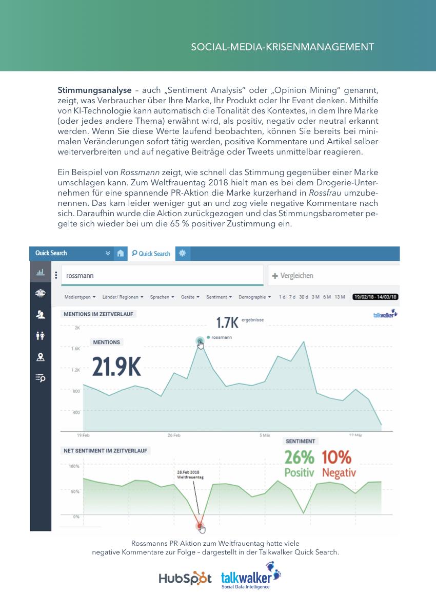 Social-Media-Krisenmanagement E-Book Preview 4