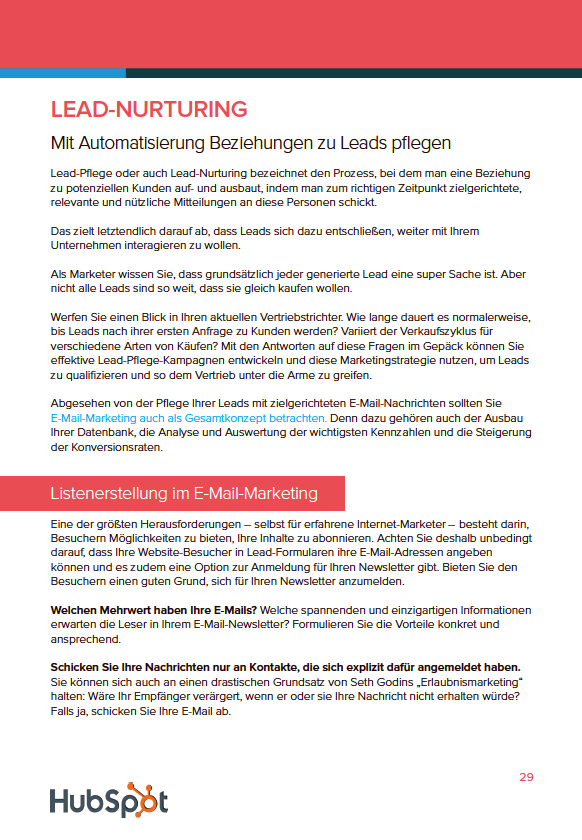 HubSpot – Warum digitales Marketing? – Vorschaubild 5