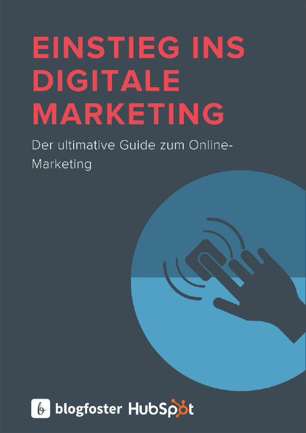 HubSpot – Warum digitales Marketing? – Vorschaubild 1