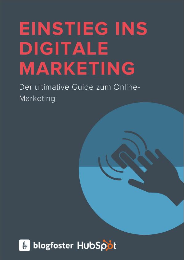 HubSpot – Warum digitales Marketing? – Vorschaubild 1