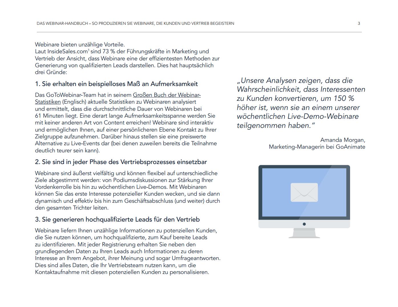 Das Webinar-Handbuch – GoToWebinar & HubSpot – Vorschaubild 2
