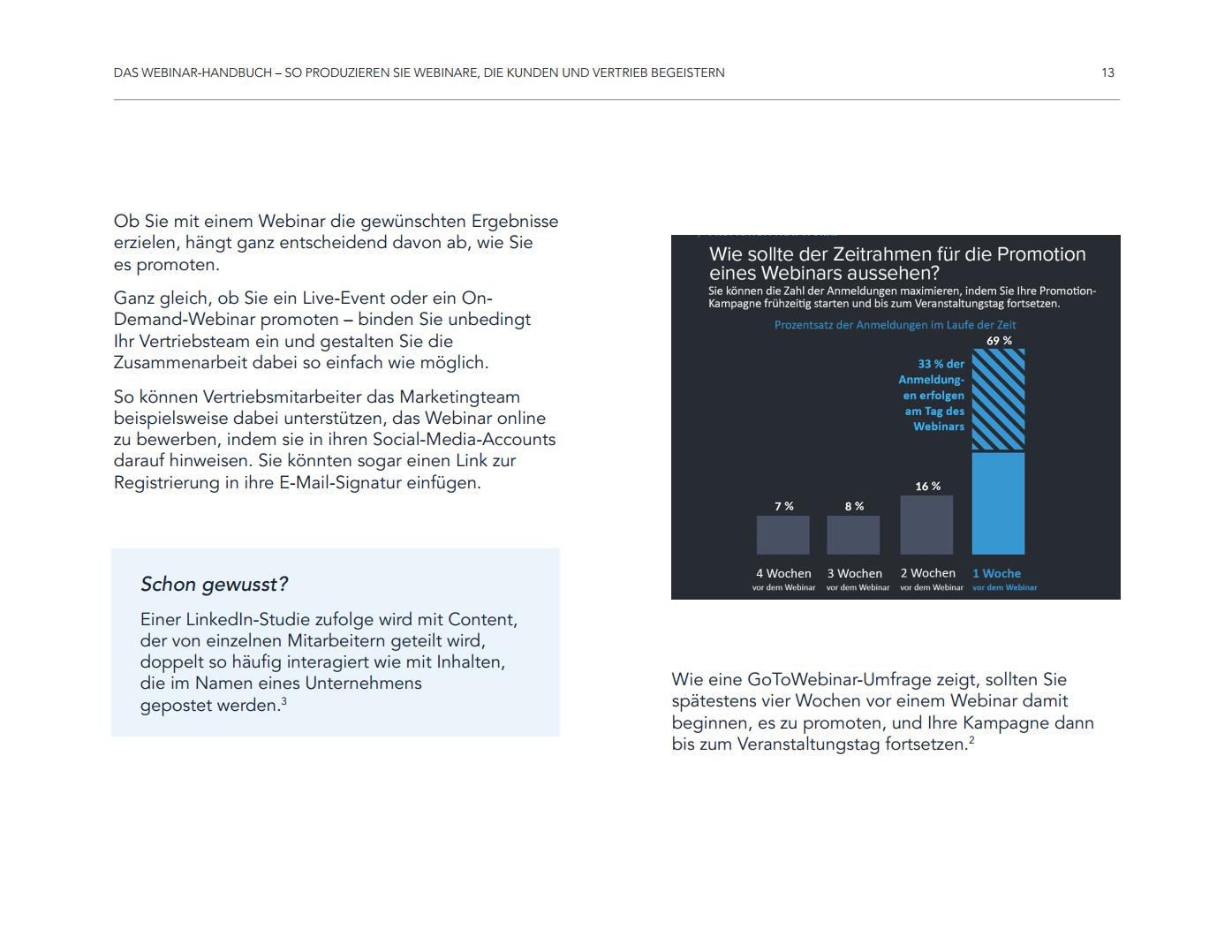 Das Webinar-Handbuch – GoToWebinar & HubSpot – Vorschaubild 5