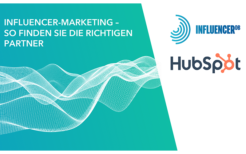 Influencer Marketing Ebook Vorschau 1