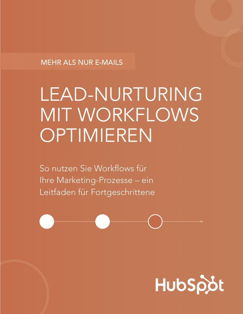 HubSpot – Lead-Nurturing optimieren – Vorschaubild 1