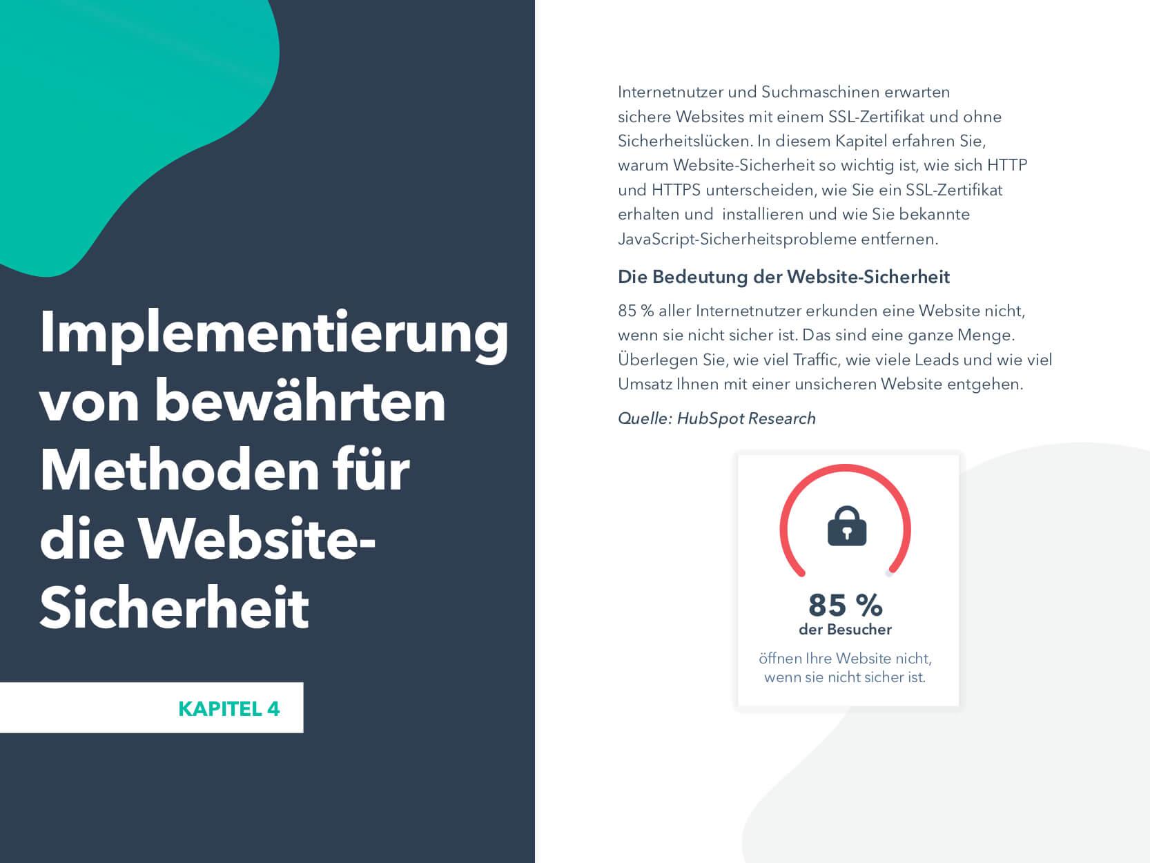 Mit einer optimierten Website zu mehr Traffic und Leads ch4