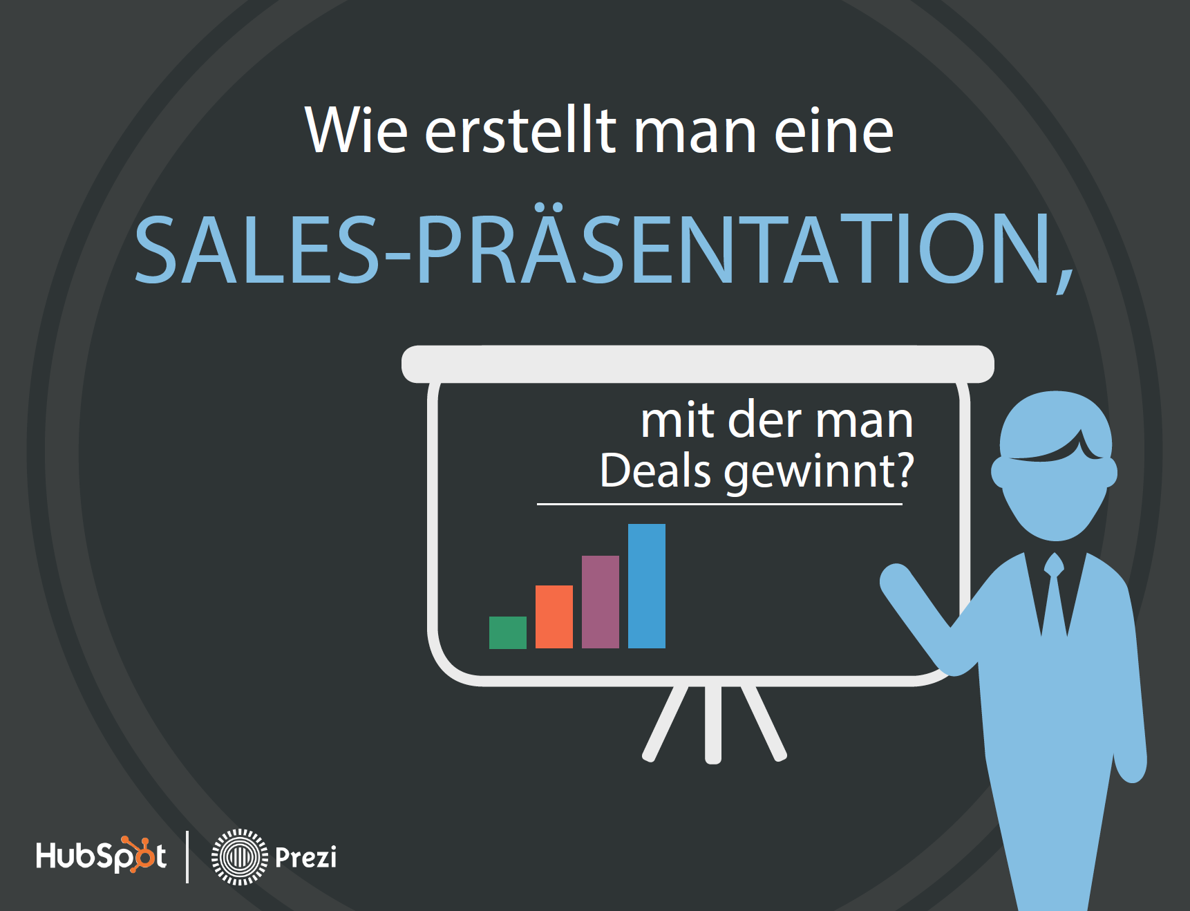 Wie Sie eine Sales Präsentation erstellen, die Ihnen Abschlüsse verschafft