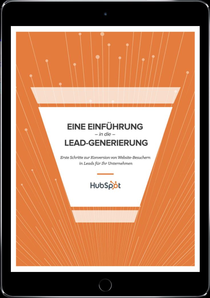Eine Einführung in die Lead-Generierung
