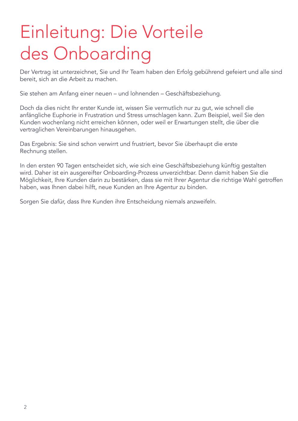 HubSpot – Onboarding für neue Kunden – Vorschaubild 2